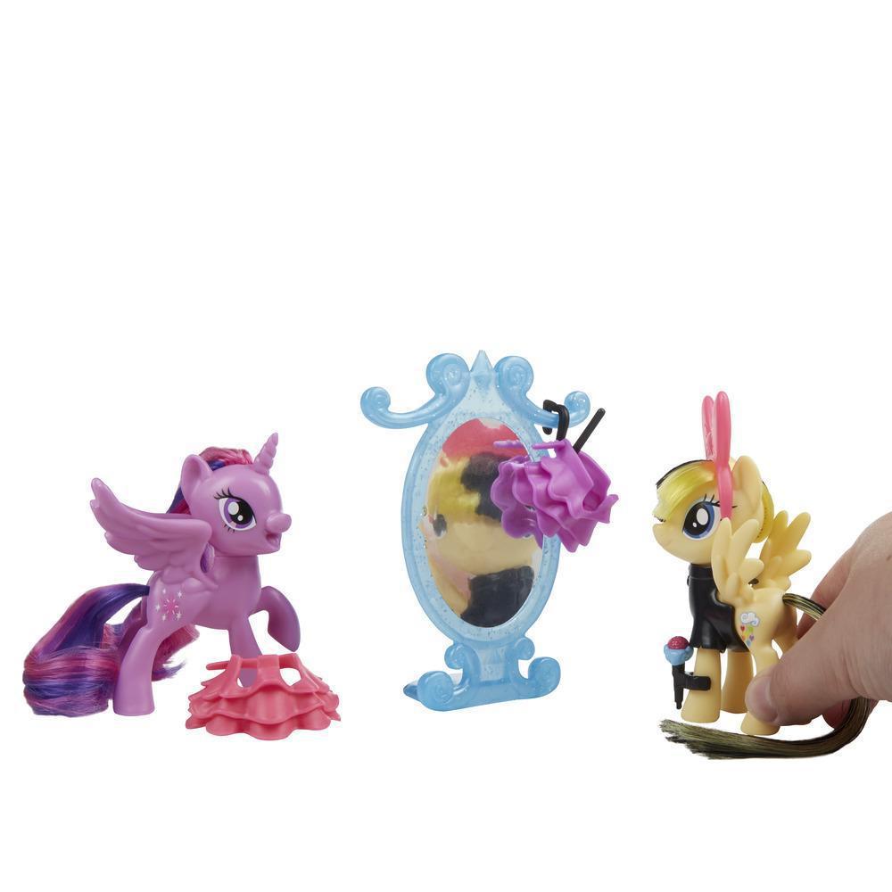 """Hasbro My Little Pony """"Уроки Дружбы"""" Искорка и Серенада"""