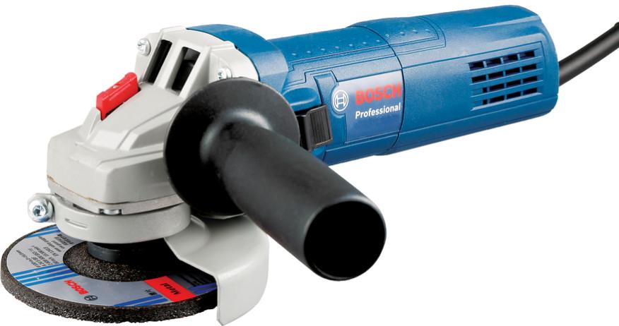 (0601394121) Угловая шлифмашина Bosch GWS 750-125 S