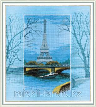 """Набор для вышивания крестиком Чарiвна мить  """"Увидеть Париж...""""  286"""