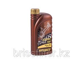 Минеральное моторное масло PEMCO IDRIVE 102 SAE 20w50 1л