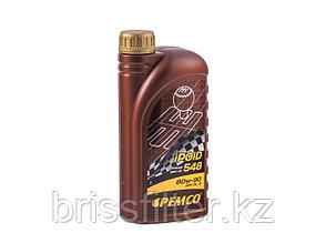 Масло трансмиссионное  PEMCO iPoid 548 SAE 80w90 APL GL-4 1л