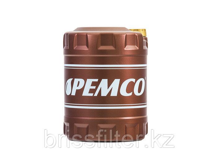 Моторное масло для высоконагруженных двигателей PEMCO DIESEL G-6 ECO 10w40 10л