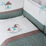 PERINA Комплект в кровать 6 предметов ЖИЛА-БЫЛА ЛОШАДКА ЖБ6-01.4, фото 3