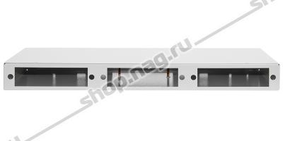 """Кросс оптический 19"""" (ШКОС), до 24 портов 0,5 мм"""