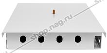 Кросс оптический настенный (ШКОН), до 4FC портов