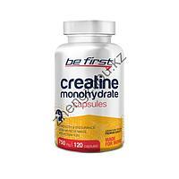 Креатин Be First Creatine Monohydrate (120 капсул)