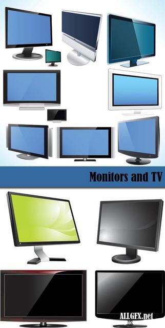 Мониторы и TV
