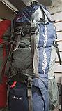 Рюкзак туристический 75 L на раме, фото 2