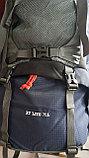 Рюкзак туристический 75 L на раме, фото 5