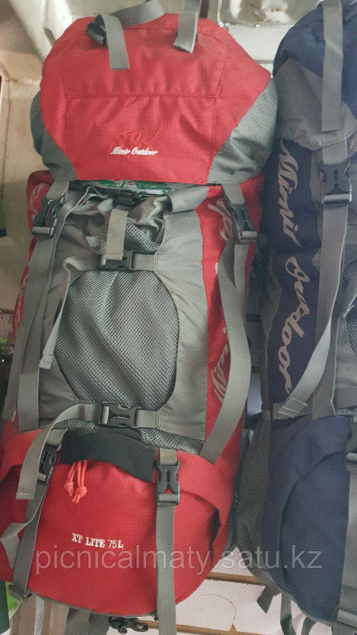 Рюкзак туристический 75 L на раме