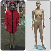 Манекен кукла женский пластиковый