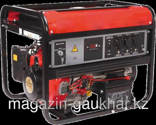 Бензиновый генератор ZZ 4700 CH