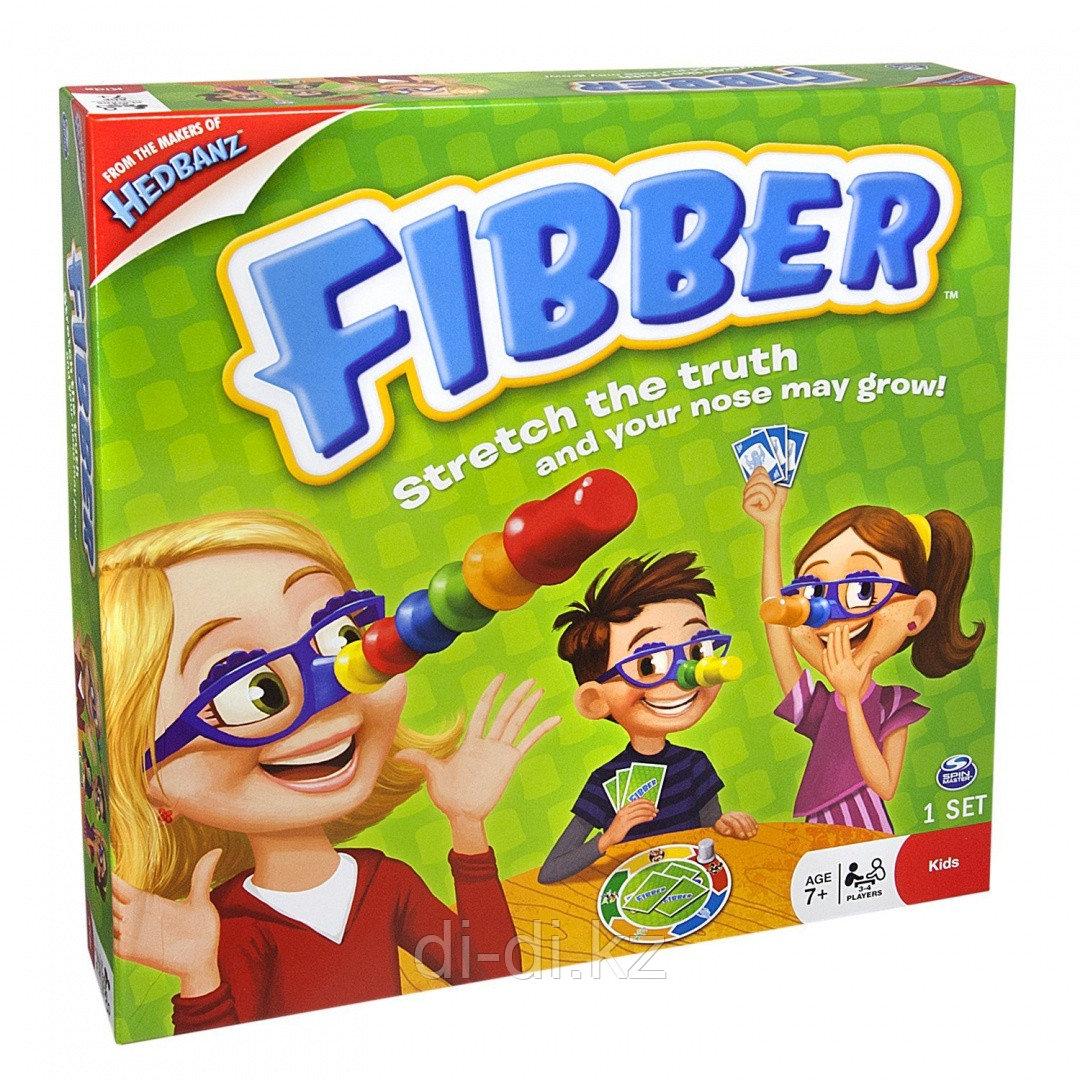 Spin Master  Настольная игра FIBBER 69
