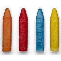 Crayola 03-5217 Мел для рисования на асфальте, 4 шт, с 4 лет, фото 1