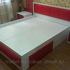 Корпусная мебель, кухни, спальни, прихожие на заказ в Алматы, фото 2