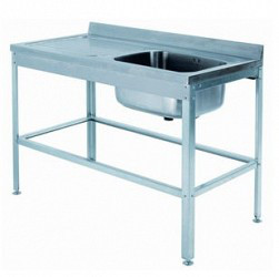 Ванна моечная ВСМЦ-1/1200 с левым столом