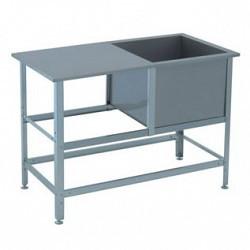 Ванна моечная со столом ВСМС 1/530