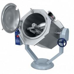 Котел пищеварочный КПЭМ-60-ОМР, нижний привод миксера