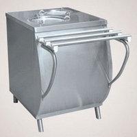 Прилавок ПТЭ-70Т-80 для подогрева тарелок (80 тарелок, 2*240 мм, 630 мм.)