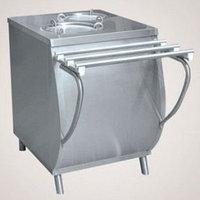 Прилавок ПТЭ-70М-80 для подогрева тарелок (80 тарелок)