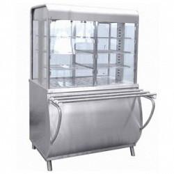 Прилавок-витрина тепловой ПВТ-70М (закрытый)