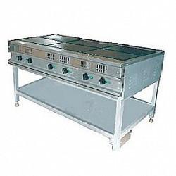 Плита электрическая промышленная ПЭМ 6-020