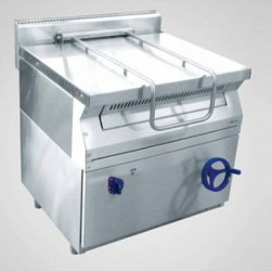 Сковорода электрическаяЭСК-80-0,27-40 вся нерж.