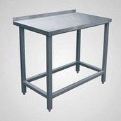 Стол производственный СПРП-6-6 (1600х600х850мм) пристен. краш.
