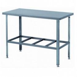 Стол разделочно-производственный без бортов СРП-0-0,6/0,95