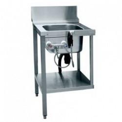 Стол предмоечный СПМП-6-1 (560*671) для посудомоеч. машины МПК-700К