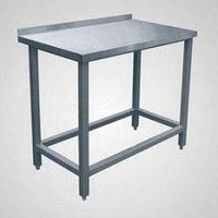 Стол производственный СПРП-7-3 (1200х700х850мм) пристен крашен.