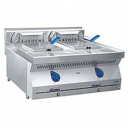 Фритюрница электрическая ЭФК-80/2Н две ванны по 12 кг. (800*700*480 мм.)