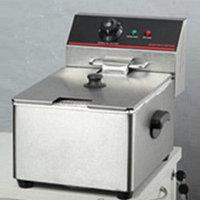 Фритюрница электрическая CKEF-1(1*6L)