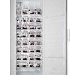 Холодильник для хранения крови ХК-400 V=400 л.