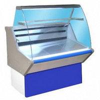 Витрина холодильная ВХСн-1,0 Нова (гнут. стекло)