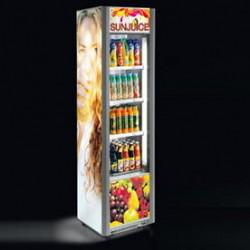 Пристенная холодильная витрина SKY H200