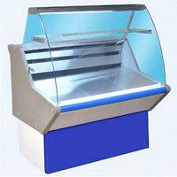 Витрина холодильная ВХС-1,2 Нова (гнут. стекло)