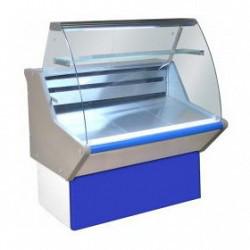 Витрина холодильная ВХСн-1,8 Нова (гнут. стекло)