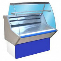 Витрина холодильная ВХН-1,2 Нова (гнут. стекло)