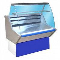 Холодильная витрина ВХС-1,5 НОВА(гнут.ст,окраш.)