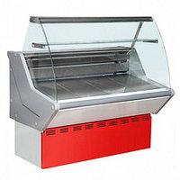 Витрина холодильная ВХС-1,5 Нова (гнут. стекло)