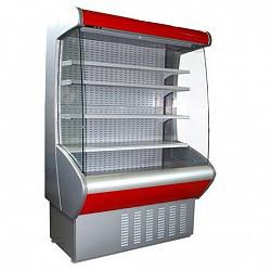 Витрина холодильная ВХСд-1,9 Горка (без фреона)