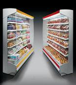 Холодильная витрина SIRIUS 75 MP 205V40 Дл.385