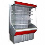 Холодильная витрина Carboma ВХСд-1,3 фруктовая Горка