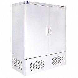 Шкаф холодильный Эльтон 1,12 (метал. дверь, статика)
