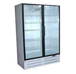 Шкаф холодильный Эльтон 1,12 (стекло, динам. охлаждение)