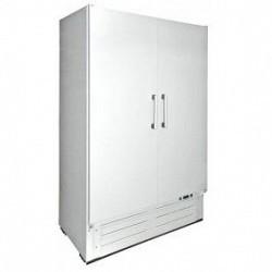 Шкаф холодильный Эльтон 1,12 метал. дверь с динам. охлажд.
