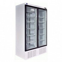 Шкаф холодильный ШХ-0,80С (стекло, стат. охлаждение)