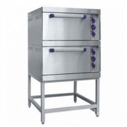Шкаф жарочный ШЖЭ-2 /лицо нерж/ стандартная духовка