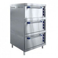 Шкаф жарочный ШЖЭ-3-01 нерж. духовка, подставка
